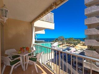 Apartamento Vistamar 15 en Calp,Alicante,para 4 huespedes