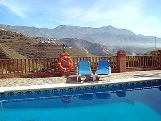 3 bedroom Villa in Nerja, Andalusia, Spain : ref 5455169