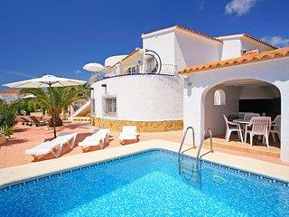 3 bedroom Villa in Casas de Torrat, Valencia, Spain : ref 5517997