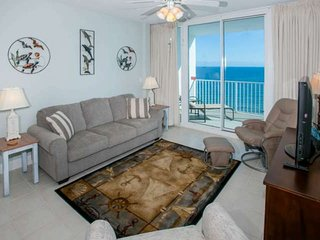 16th floor Gulf-front | BBQ, Fitness, Wifi, In/Outdoor pools, Hot tub | Free fis