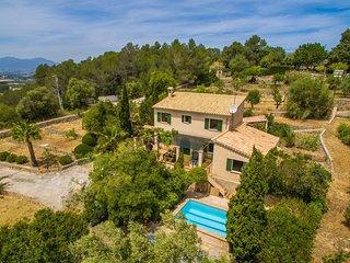 3 bedroom Villa in Pòrtol, Balearic Islands, Spain : ref 5503146