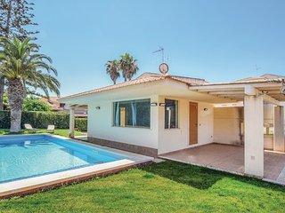 4 bedroom Villa in Caucana, Sicily, Italy : ref 5583382