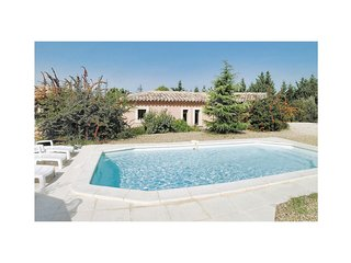 2 bedroom Villa in Roussillon, Provence-Alpes-Cote d'Azur, France : ref 5522451