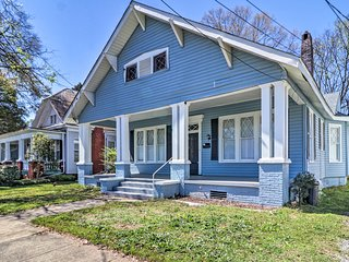 NEW! Historic Home 2 miles from Downtown Columbus