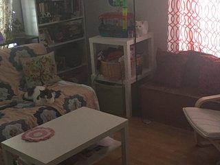 Cozy double bed room