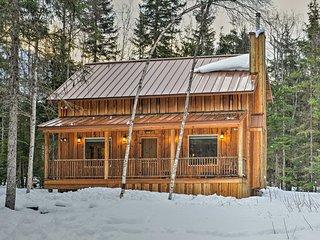 Serene All-Season Family Cabin on Kenai Peninsula!