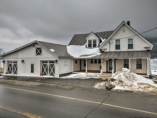 Stowe Area Apt w/ Updated Game Room - Near Skiing!