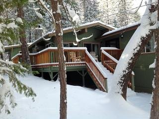 Bass Lake Cabin/Near Yosemite National Park. BR1