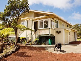 Hau'oli Place - Your Happy Place in Volcano!