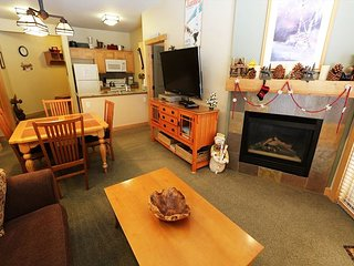 Corner Unit, 2 Bed/2 Bath, Ski-in, Ski-out