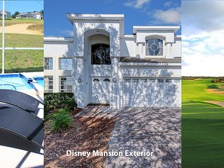 7 Room Disney Golf Resort Villa FREE Greenfees & Tennis, SPA (Disney Mansion)