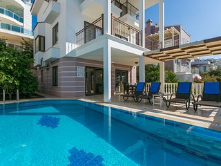 3 Bedroom Villa with Private Pool very near the Sea & Use of Private Beach