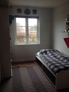 3 bedrooms, 1 bathroom