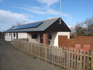 BARN VIEW, stylish, single storey barn conversion with wood burning stove