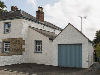 2 TRERISE COTTAGE, smart, semi detached cottage in quiet Cornish Village, close