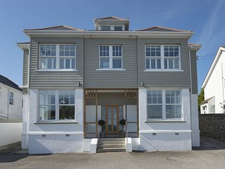 FALMOUTH BAY, impressive, beautifully styled three-storey detached Edwardian hou
