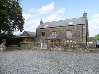 HAYE BARTON FARM, terrific, family farmhouse with games room, sleeping 14. In St