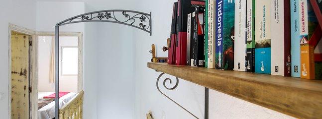 Internet Wi-Fi gratis, TV led, chimenea, biblioteca, extintor, botiquín, salón-cocina Casa Martijín