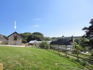 THE OLD STABLE, neat converted dairy with pretty rural views. Sidmouth 3 miles.