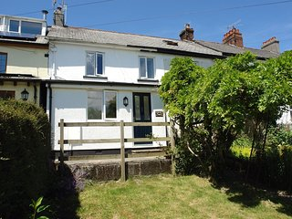 SOUTH VIEW, neat, 18th cent cottage in quiet village location. Yelverton 10 mile