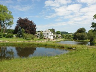 BEECHLANDS, handsome Victorian house with good views and extensive grounds