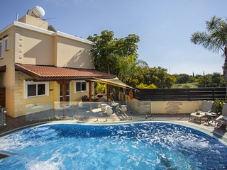 ANSH1 Ayia Napa Tropical Beach Villa