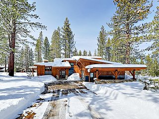 Modern 4BR Gray's Crossing Craftsman – Available for a SKI LEASE