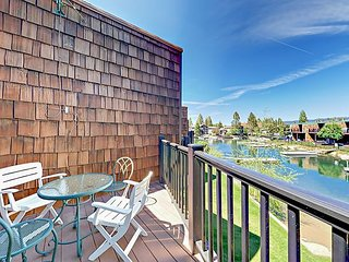 South Tahoe Canal Condo – Views & Boat Dock, Sleeps 4