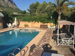3 Bedroom Villa  with Private Pool, Javea