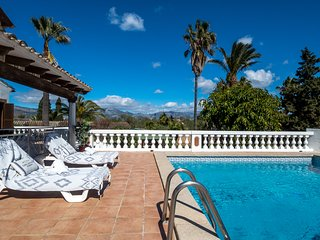 FINCA ES MOLI DELS REIS WITH POOL & GARDEN NICE MOUNTAIN VIEWS NEAR PALMA