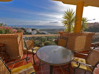 Apartamento con vistas panoramicas