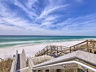 NEW! Gulf Coast Cottage - Steps Seagrove Beach!