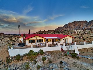 New! Ranch-Style Home in the Heart of Joshua Tree!