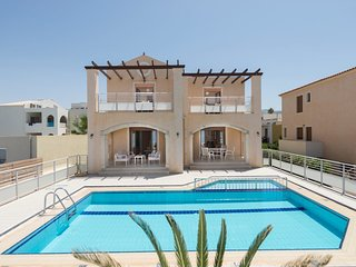 6 bedroom Villa in Missiria, Crete, Greece : ref 5585545