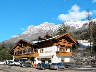 10 bedroom Apartment in Soraga, Trentino-Alto Adige, Italy : ref 5437857