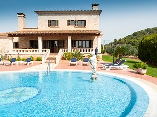 5 bedroom Villa in s'Horta, Balearic Islands, Spain : ref 5585404
