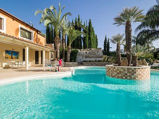 7 bedroom Villa in Calcarelli, Sicily, Italy : ref 5585491