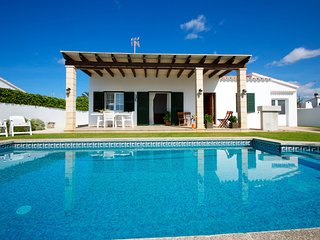 2 bedroom Villa in Cala en Porter, Balearic Islands, Spain - 5238078
