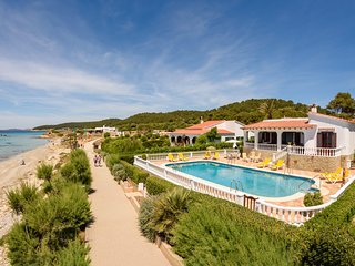 5 bedroom Villa in Santo Tomas, Balearic Islands, Spain : ref 5238139
