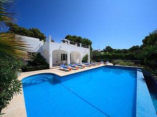 5 bedroom Villa in Cala d'Or, Balearic Islands, Spain : ref 5237959