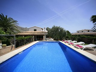 4 bedroom Villa in Port de Pollença, Balearic Islands, Spain : ref 5237960