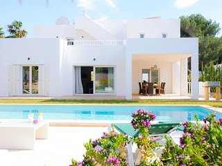 4 bedroom Villa in Cala Egos, Balearic Islands, Spain : ref 5585406