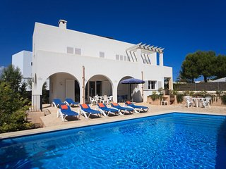 3 bedroom Villa in Cala d'Or, Balearic Islands, Spain : ref 5237970