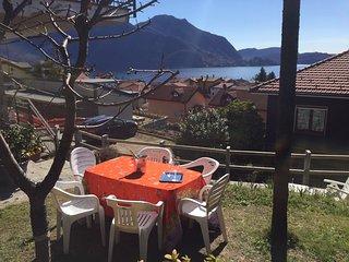 Ilaria 1 apartment in panoramic position in Verbania