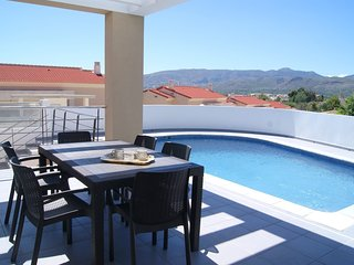 Beniarbeig Villa Sleeps 4 with Pool Air Con and WiFi - 5238080
