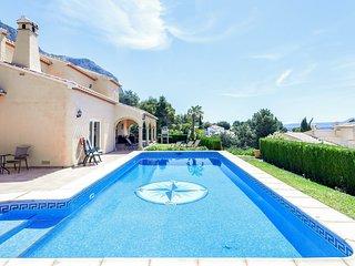 Jesus Pobre Villa Sleeps 8 with Pool Air Con and WiFi - 5237978
