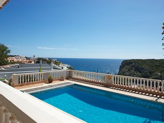3 bedroom Villa in Cala en Porter, Balearic Islands, Spain : ref 5237966