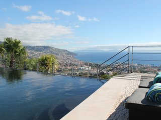 5 bedroom Villa in Santo Antonio, Autonomous Region of Madeira, Portugal : ref 5