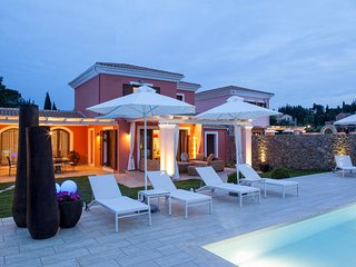 4 bedroom Villa in Dassia, Ionian Islands, Greece : ref 5585474