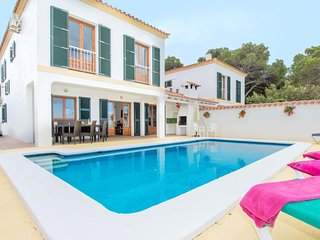 4 bedroom Villa in Cala Galdana, Balearic Islands, Spain : ref 5585408